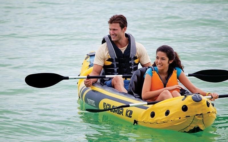 Intex Explorer K2 Kayak Set Review