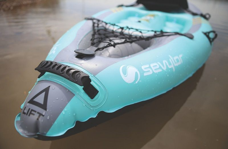 Sevylor Quikpak K1 Kayak Review