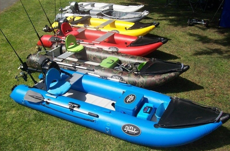A Guide To Buying The Best Inflatable Kayaks