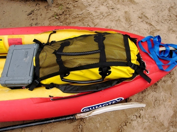 Kayak accessories.