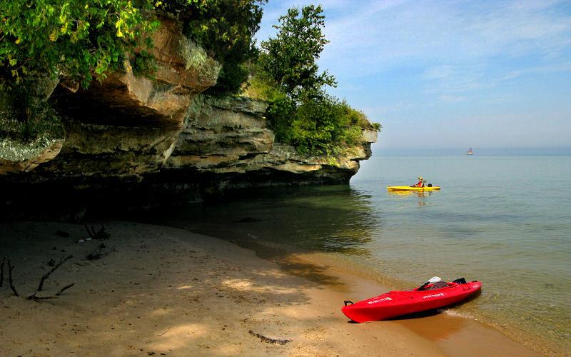 Top 10 Places to Kayak in Michigan