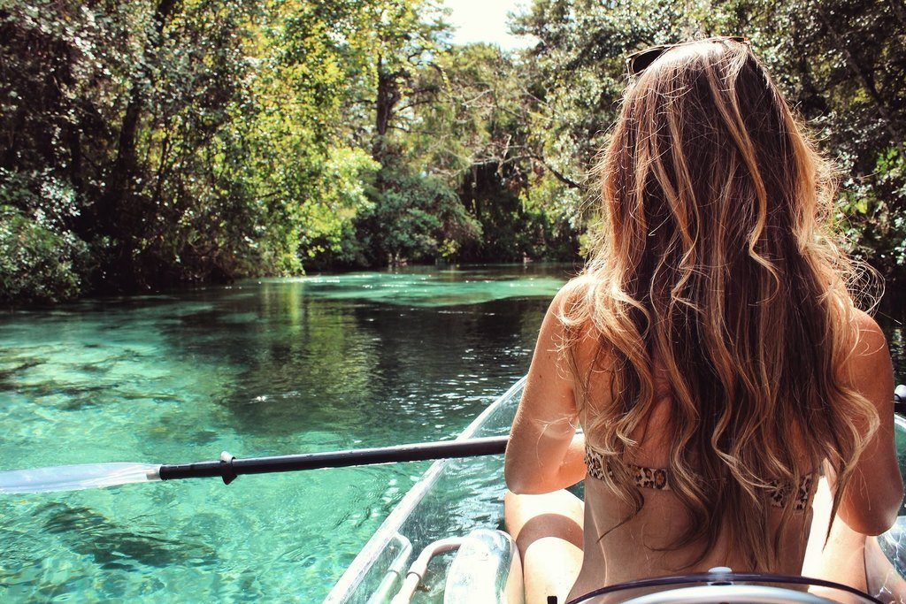 Top Places to Kayak in Florida